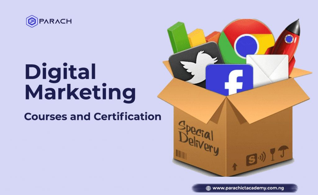 Digital Marketing Courses and Certification in Nigeria 2021